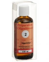 BIOLIGO no 02 préparat d'oligoéléments 100 ml
