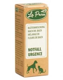 LAPURA Mélange fleurs Bach Urgence glob vet 15 g