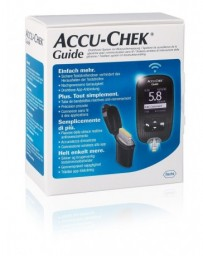 ACCU-CHEK Guide Kit mmol/L incl. 1x 10 Tests