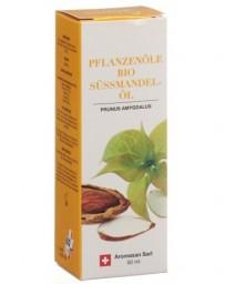 AROMASAN huile végétale d'amande douce 50 ml