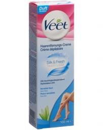 VEET (IP) crème dépilatoire peaux sensibles tb 100 ml