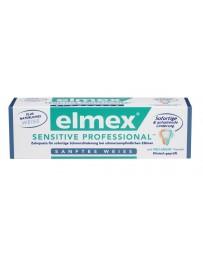 ELMEX Dentifrice Sensitive Professional blanc 75 ml