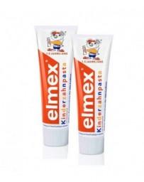 ELMEX Dentifrice pour Enfants Duo 2 x 75 ml