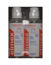 ELMEX fluorid eau dentaire duo 2 x 400 ml