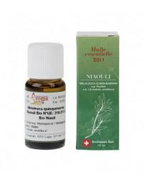 AROMASAN niaouli huil ess dans étui bio 15 ml
