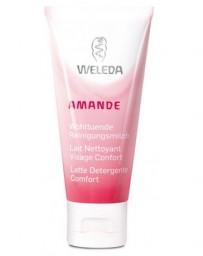 WELEDA amande lait nettoyant visage confort 75 ml