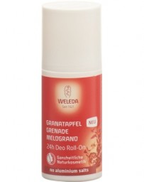 WELEDA grenade 24h déo roll on 50 ml