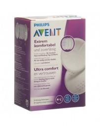 PHILIPS AVENT Coussinets d'allaitement SCF254/24