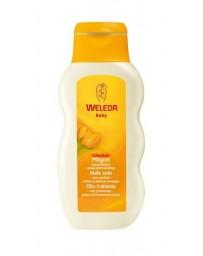 WELEDA BABY calendula huile sans parfum 200 ml